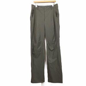 Lululemon pants beige khaki hiking